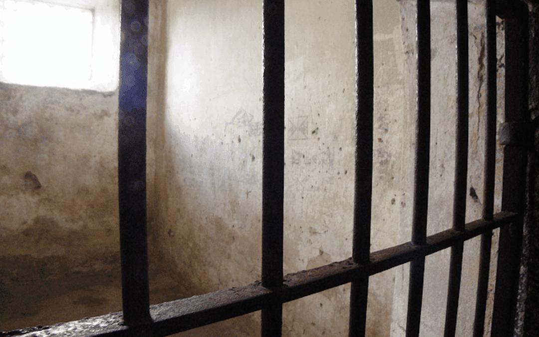 Imprisoned Harts