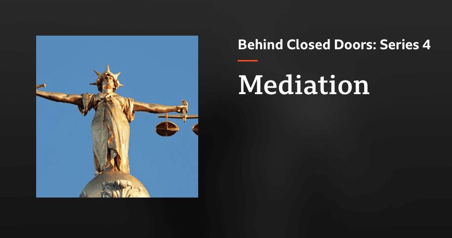 'Mediation': A BBC Radio 4 legal drama about an inheritance dispute